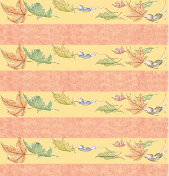 Autumn Leaves: House-Mouse Designs®