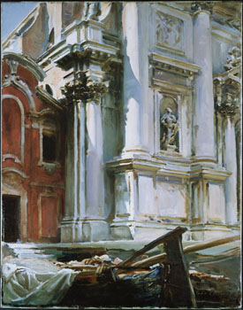 Church of St Stae in Venice, John Singer Sargent