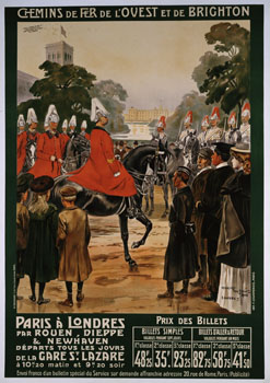 Paris a Londres, 1908