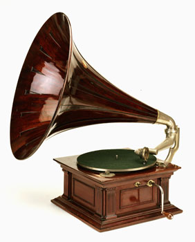 His Master's Voice Monarch Gramophone, c. 1911