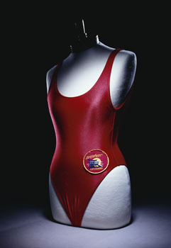 Pamela Anderson Lee's Swimsuit from 'Baywatch'