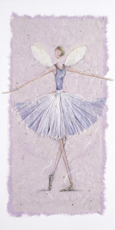 Lilac Dancing Fairy