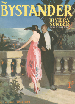 The Bystander Riviera Number, 1923