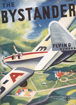 The Bystander Flying Number, 1936