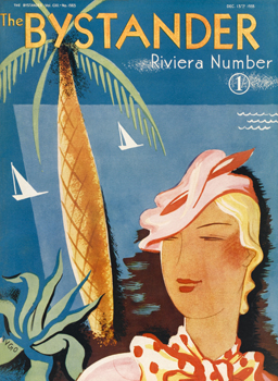 The Bystander Riviera Number, 1933