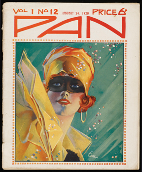 Pan Cover, January 24 1920