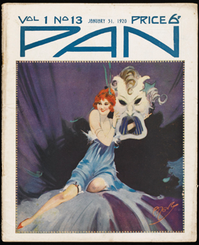 Pan Cover, January 31 1920