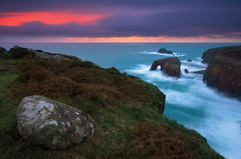 Red Sky at Night, Land's End