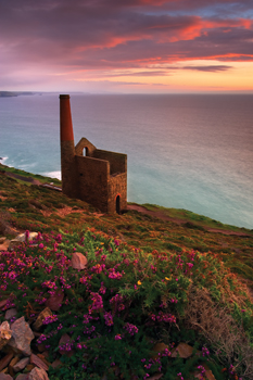 Wheal Coates Tin Mine, Chapel Porth