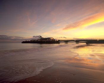 Between Storms - Bournemouth Pier