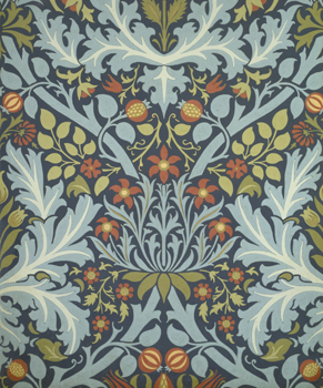 Autumn Flowers, William Morris and Co.