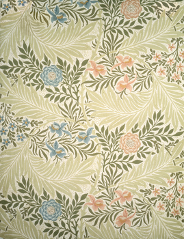 Larkspur, William Morris and Co.