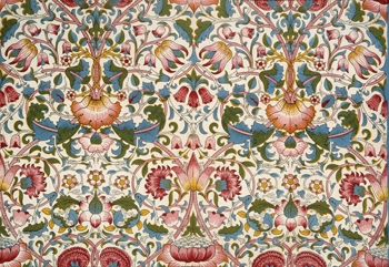 Lodden Furnishing Fabric, William Morris & Co.