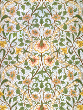 Daffodil, William Morris and Co.