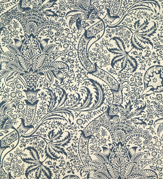 Indian Wallpaper, William Morris and Co.