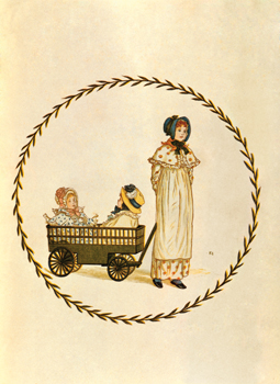 Little Ann and Other Poems by Kate Greenaway