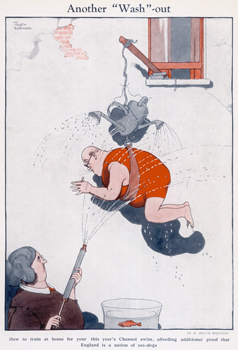 'Another Washout' by W. Heath Robinson