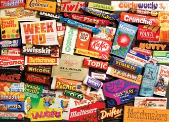 Confectionery from the 1970s
