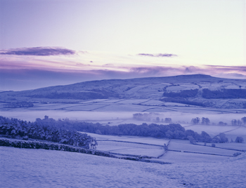 Quernmore Valley and Clougha Pike, Lancashire