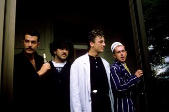 Frankie goes to Hollywood, c. 1986