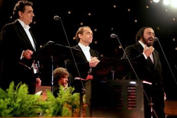 The Three Tenors, 1996
