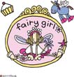 Fairy Girl - White