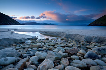 Early Morning at Keem Strand, Achill Island, Co. Mayo