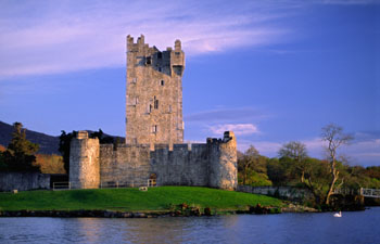 Ross Castle, Killarney, Co. Kerry, Ireland