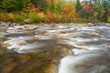 Swift River, White Mountains, New Hampshire, USA
