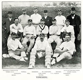 Yorkshire Country Cricket Club, 1895