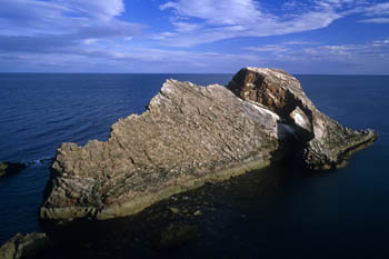 Bowfiddle Rock, Moray Coast, Scotland