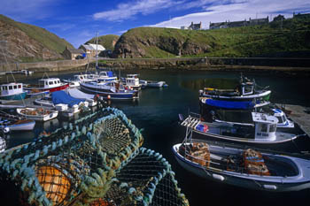 Portknockie Harbour, Moray Coast (2)