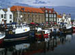 Eyemouth Harbour, Scottish Borders