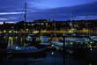 Whitby at Night, North Yorkshire