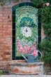 Tiled Mosaic Design in Altaves Garden