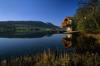 The Boathouse, Ullswater, Lake District