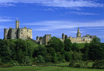 Warkworth Castle, Northumberland (3)