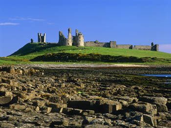 Dunstanburgh Castle, Northumberland (3)