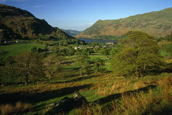 Glenridding and Ullswater, Lake District