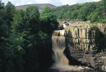 High Force Waterfall, County Durham