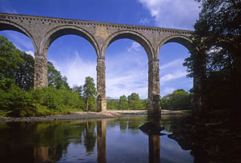 Langley Viaduct, Northumberland
