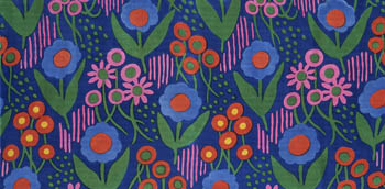 Dress Fabric by Atelier Martine for Paul Poiret, France