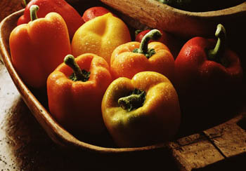 Still Life of Peppers