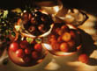 Still Life of Plums