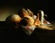 Still Life with Breads