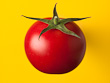 Red Tomato on Gold