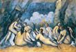 The Large Bathers, Paul Cezanne, c. 1900-05