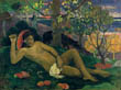 Te Arii Vahine (The King's Wife), Paul Gauguin, 1896