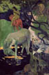 The White Horse, Paul Gauguin, 1898