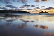 Cloud Reflect - Holywell Bay, Cornwall